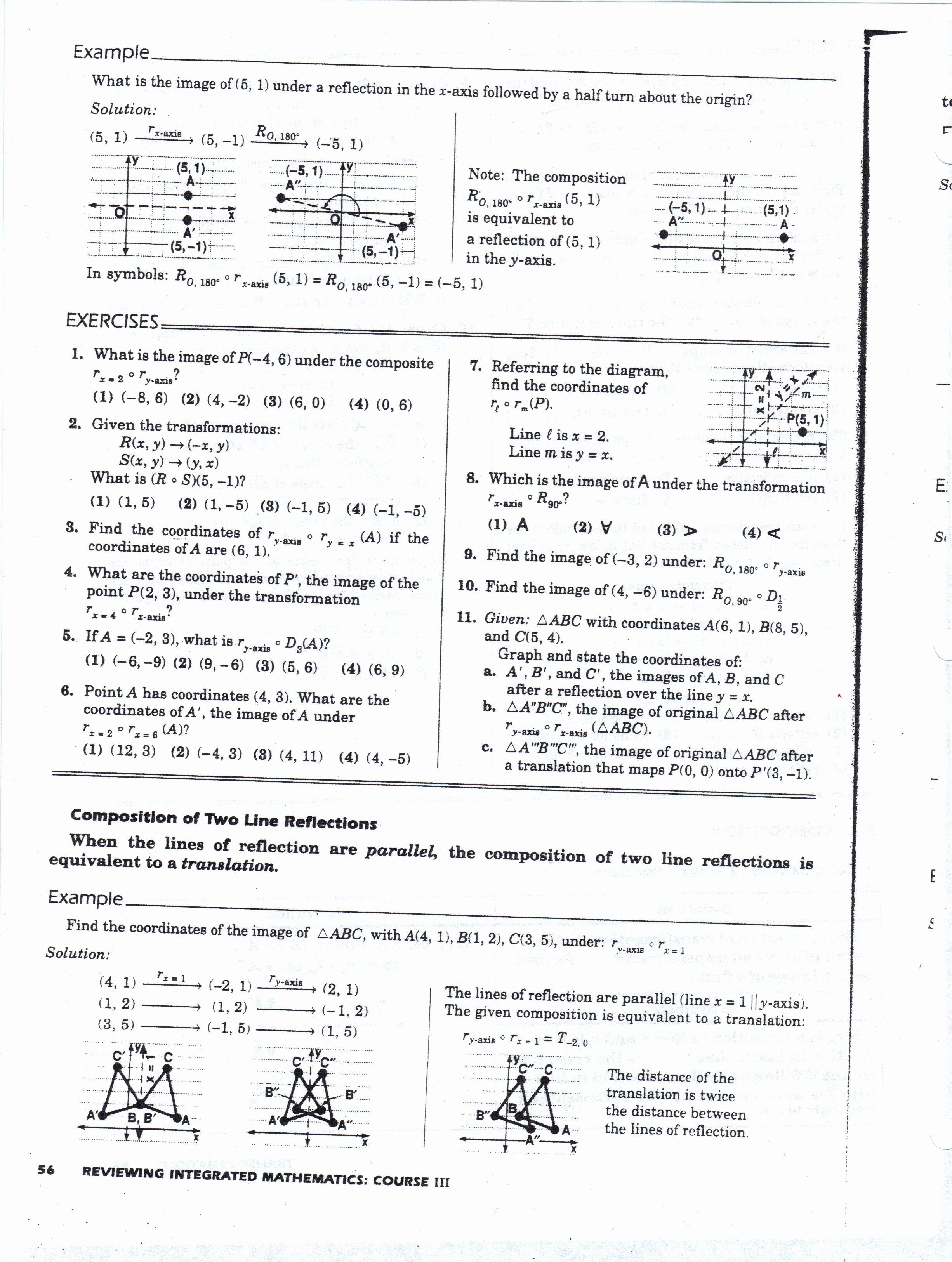 Midsegment Theorem Worksheet Answer Key Fresh Geometry