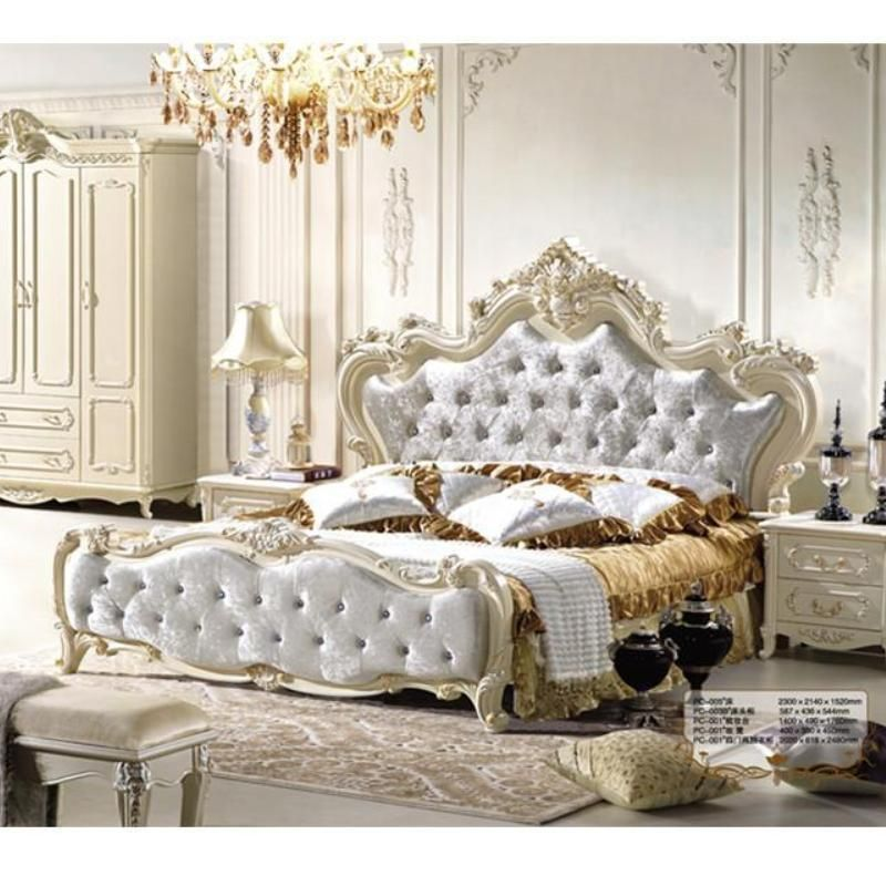Best Italian Royal Canopy Bed Bedding Master Bedroom Master 400 x 300