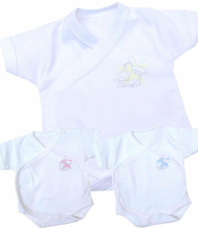 BabyPrem Premature Preemie Baby Boys Clothes Neonatal SCBU NICU Bodysuits Vests