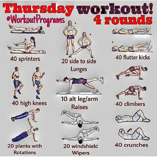This workout is not going to be easy, but we promise you it will be worth it!! Double tap and tag a friend to accept Thursday's workout of the day! ----- @exerciseroutines