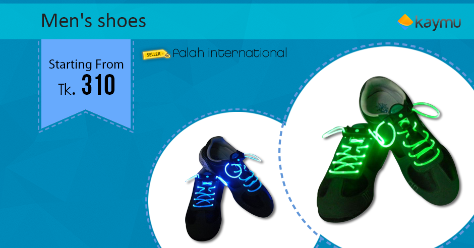 Men's Footwear and Shoe Laces starting from 310! Check out our collection here: ►http://bit.ly/1tzUaov