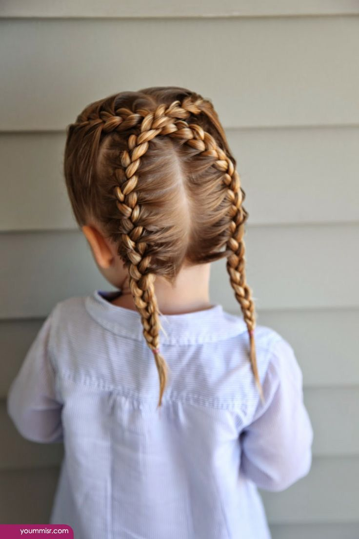 Cute and easy hairstyles for school yoummisr