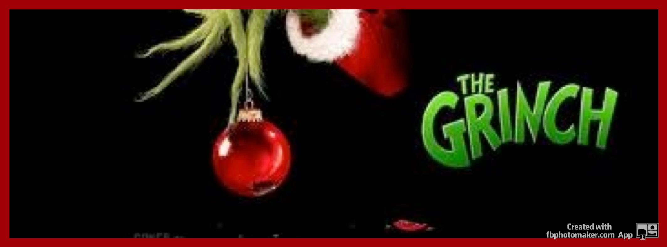 The Grinch Christmas Simple Facebook Timeline Cover Photo Cover Pics For Facebook Best Facebook Cover Photos Free Facebook Cover Photos