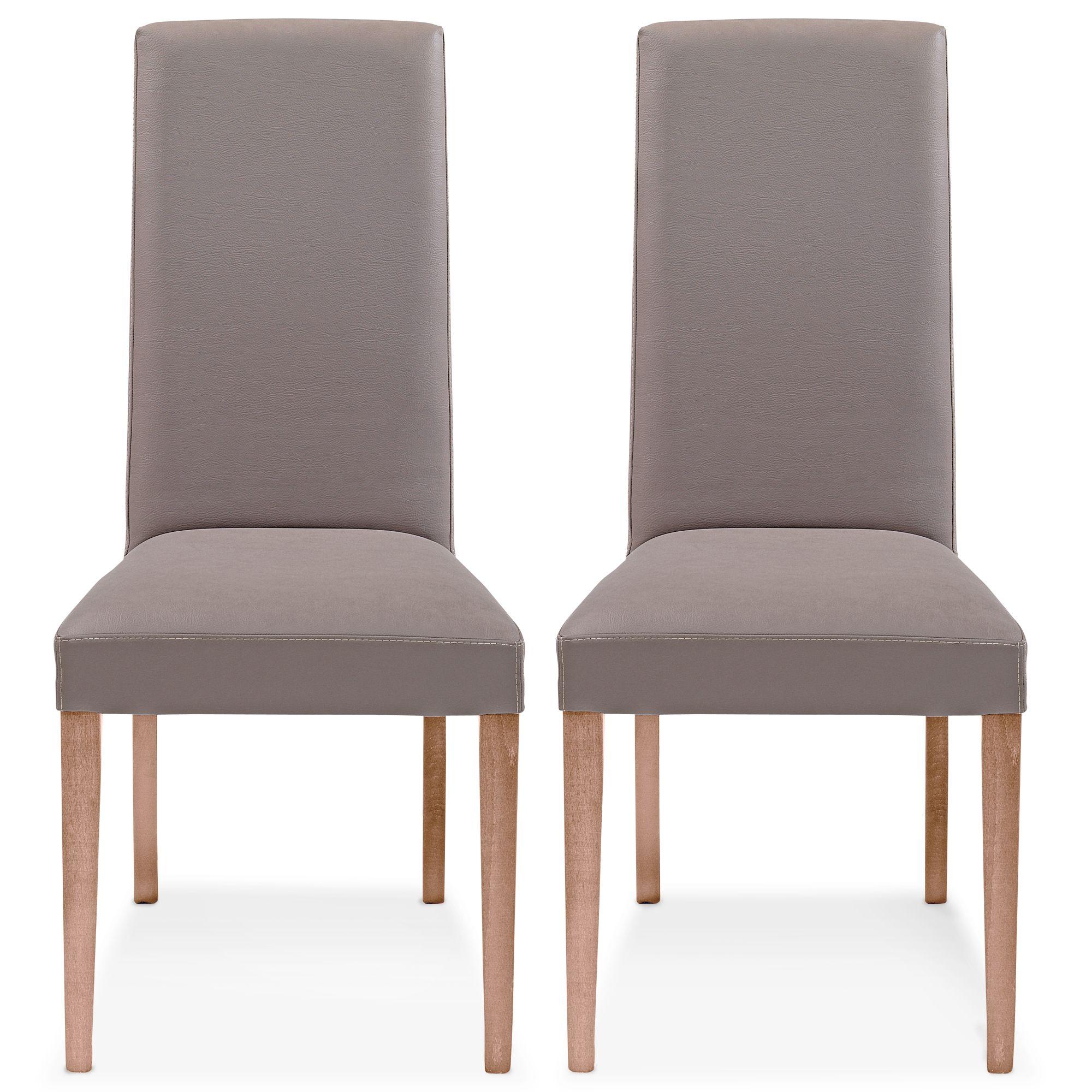 Lot de 2 chaises Java prix promo La Maison de Valerie 125 99 € TTC