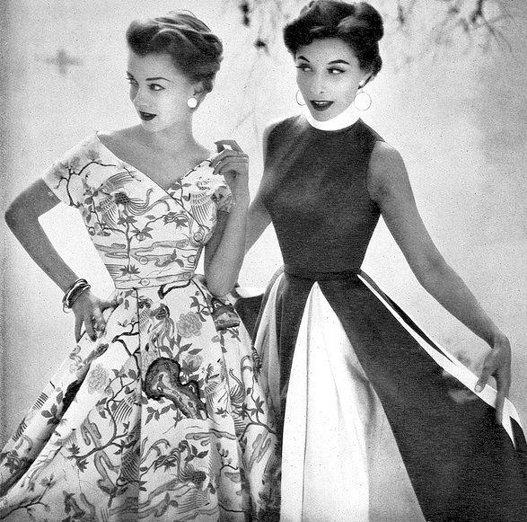Pin By Janice Kelemen On 1950s Fashion Fotos Vintage Inspired Fashion Vintage Couture Vintage Fashion