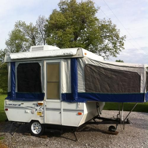 Vci Classifieds 2 000 00 2000 Starcraft Meteor Popup Camper