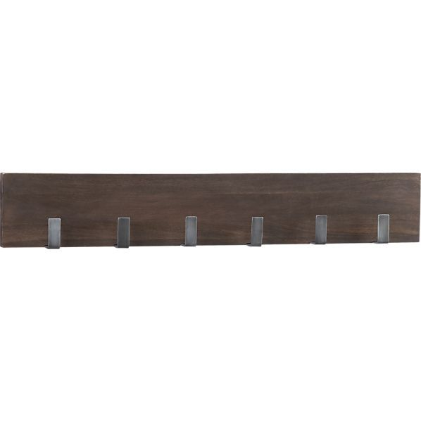 Leigh Wall Mounted Coat Rack Wall Decor Pinterest Wall Coat Impressive Leigh Wall Mounted Coat Rack