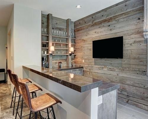 L Shaped Home Bar Best L Shaped Home Bar Ideas Remodeling Pictures Wet Bar  Transitional L Shaped Gray Floor Wet Bar Idea In With Shaker L Shaped Home  Bars ...