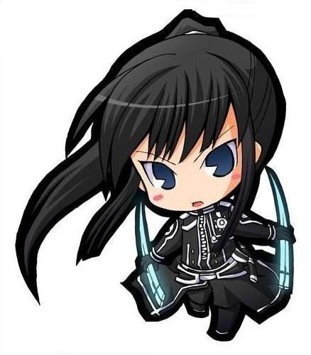 d-gray man chibi kanda - Google Search