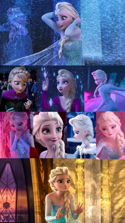 Wallpaper #60 ~ Frozen Elsa