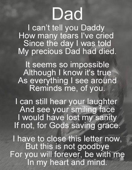 Pin By Bonnie Castleberry On My Momdad Pinterest Dads Death