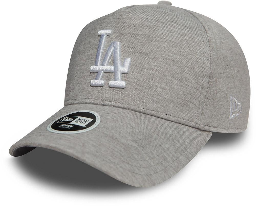 4454ca49 LA Dodgers Womens New Era Jersey Grey Baseball Cap | Women's ...