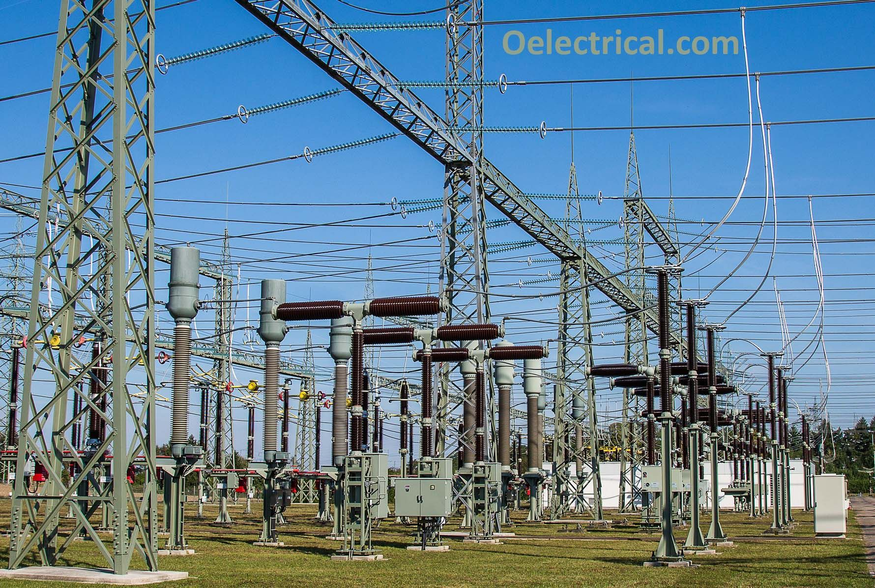 Types of Electrical Substation  | Online Electrical in 2019