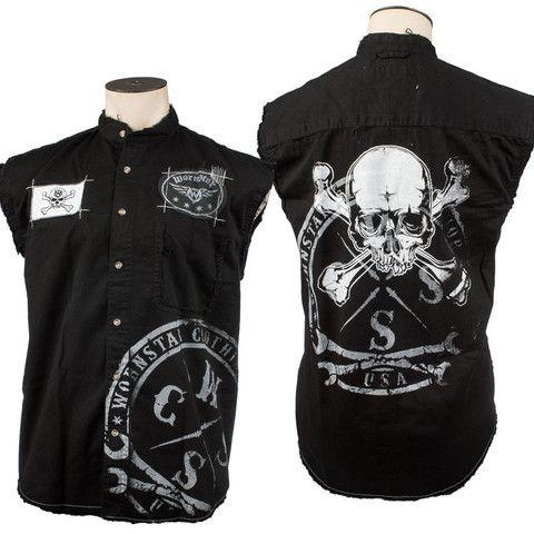 Custom Sleeveless Shirt WSCV-417 RTS