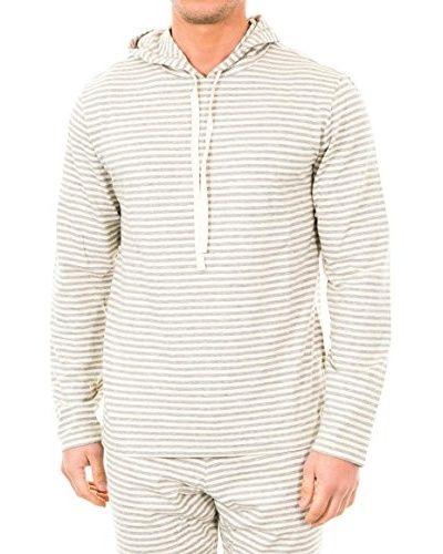 Ralph Lauren Pyjamaoberteil [grau/wei脽]