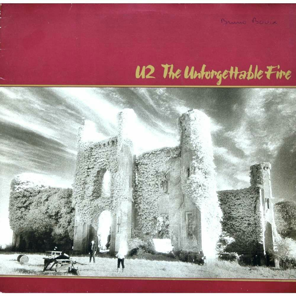 Download U2 Album The Unfotgettable Fire With High Quality Audio Free Download Songs Rock Pop The Unforgettable Fire A Sort Of Homecoming Unforgettable