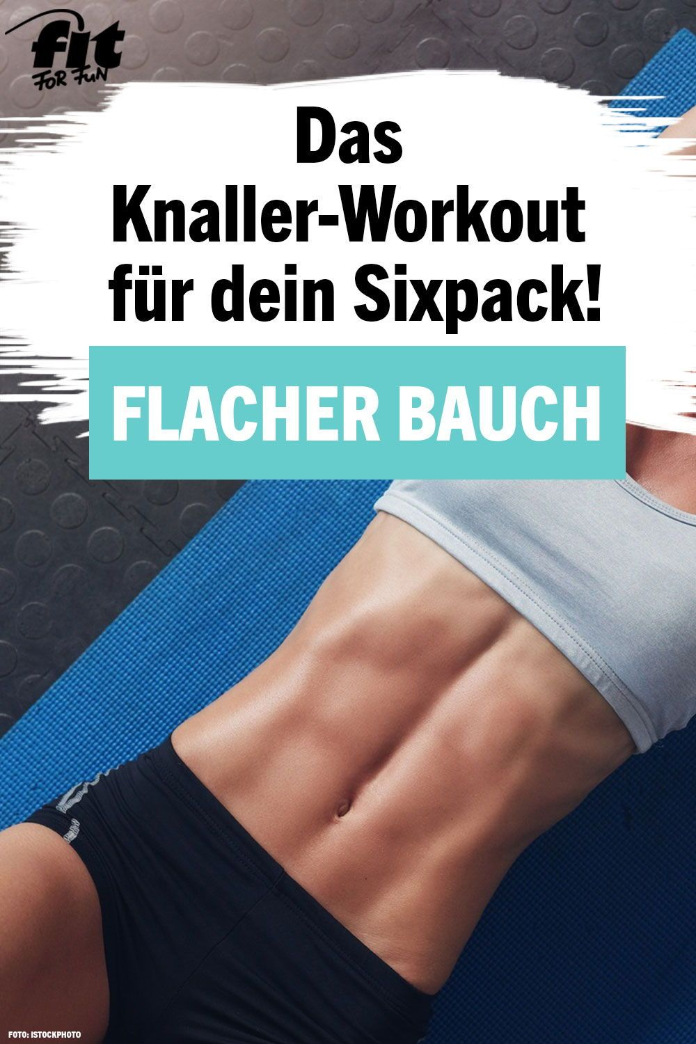 Top-Übungen von Whitney Simmons: Knaller-Workout für dein Sixpack - FIT FOR FUN
