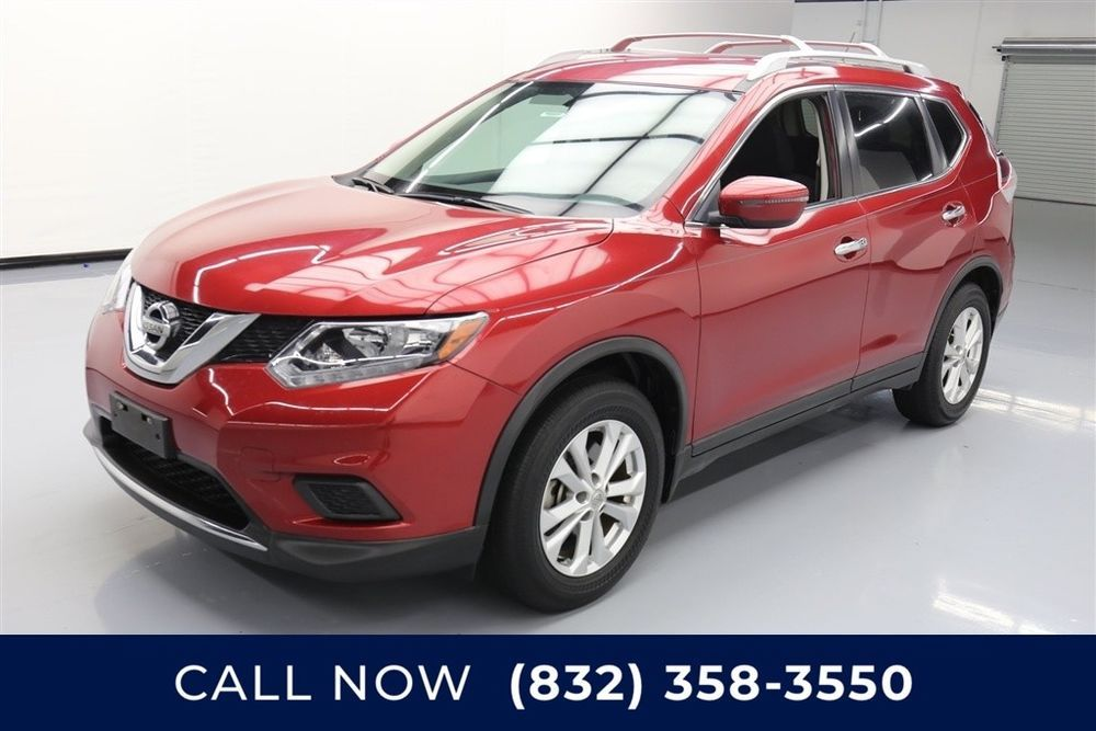 Nissan Rogue SV Texas Direct Auto 2016 SV Used 2.5L I4 16V