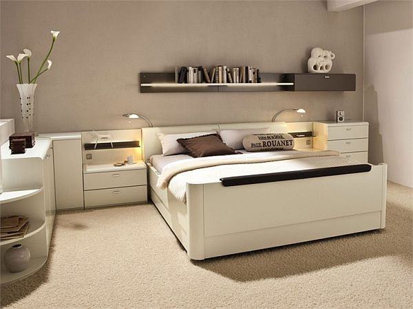 Best Modern Storage Bed Collection From Hulsta Bett Modern 640 x 480