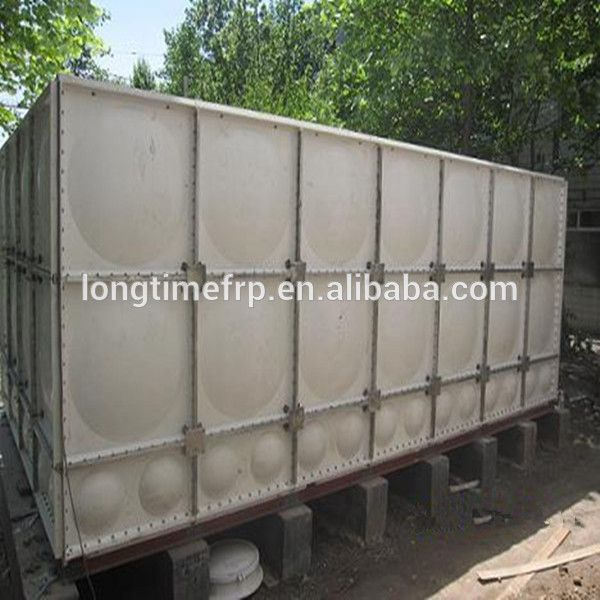 Smc Water Tank With Elevated Steel Fiberglass Frp Sectional Water Tank Best Quality Grp Water Tank Uae Water Storage Tanks Water Storage Water Tank