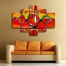 cuadros modernos abstractos en colores tierra buscar con google - Cuadros Grandes Dimensiones