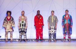 """תצוגת האופנה של בוגרי """"שנקר"""" 2015: כמה כשרון!"""