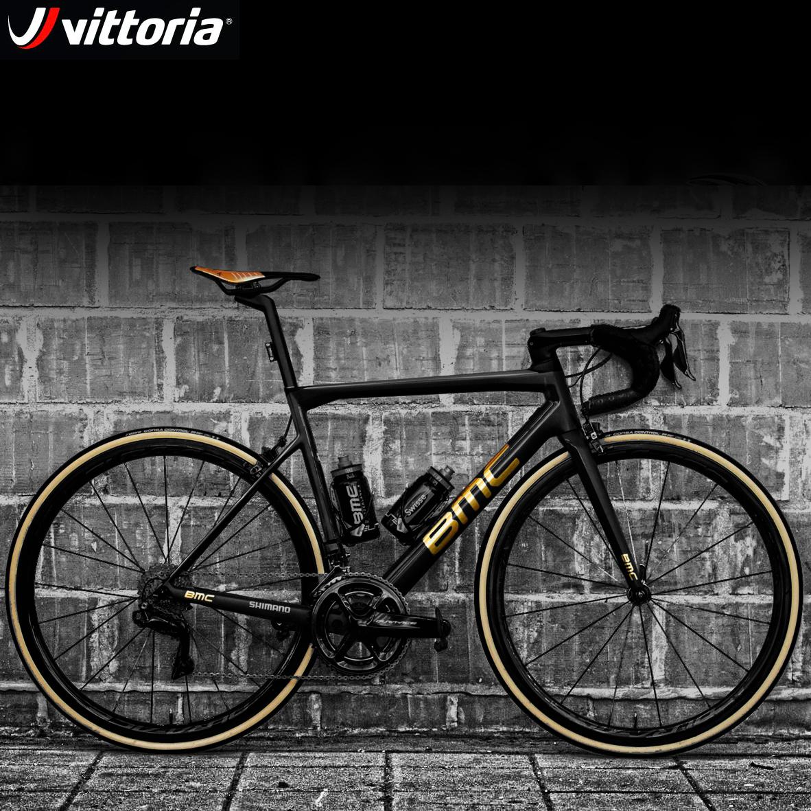 f4285c2d2f2 Vittoria Corsa Control Graphene Tyres Tires. BMC Bike. Credit Chris Auld  Photo