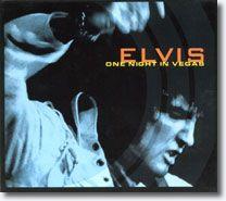 Elvis : One Night In Vegas FTD CD [Stereo] : Elvis Presley