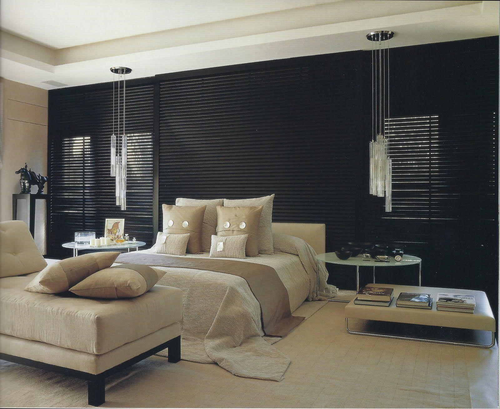 Subtle Glamour For A Master Bedroom Bedroom Ideas