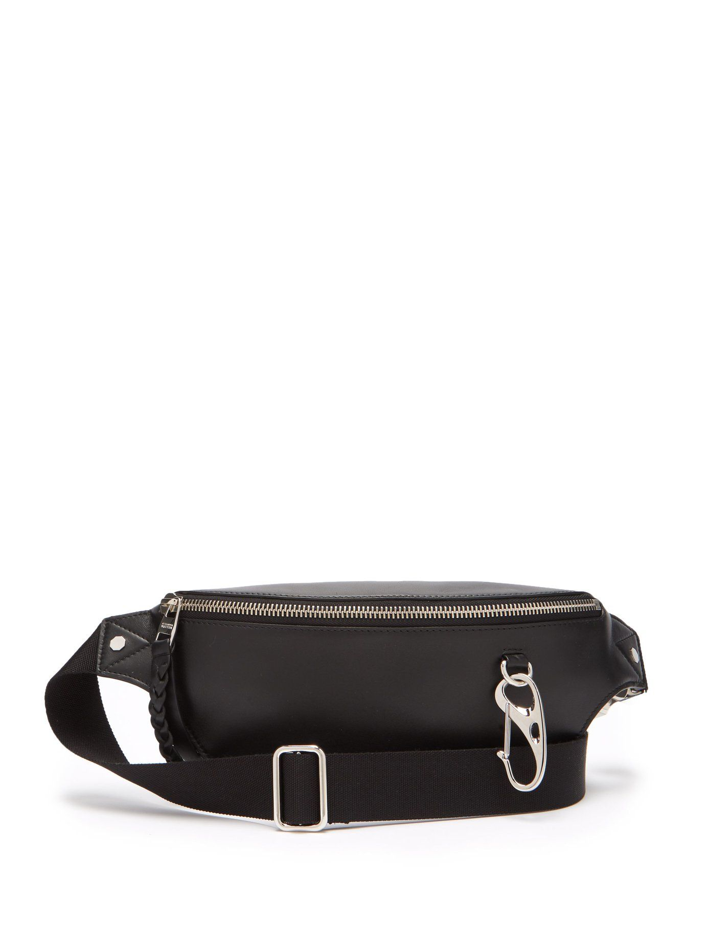 e73de844 Leather belt bag | Alexander McQueen | MATCHESFASHION.COM | FANNY ...