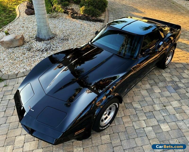1981 Chevrolet Corvette Chevrolet Corvette Forsale Canada