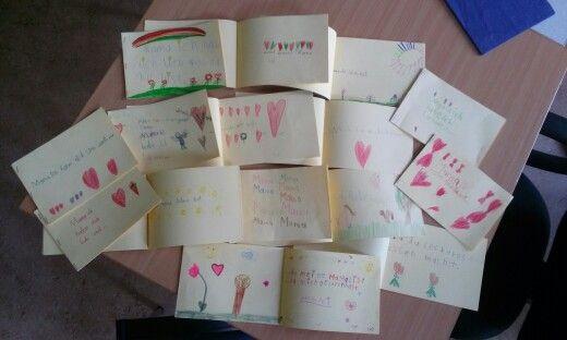 Muttertagsgeschenk: Buch Mama ich habe dich weil...