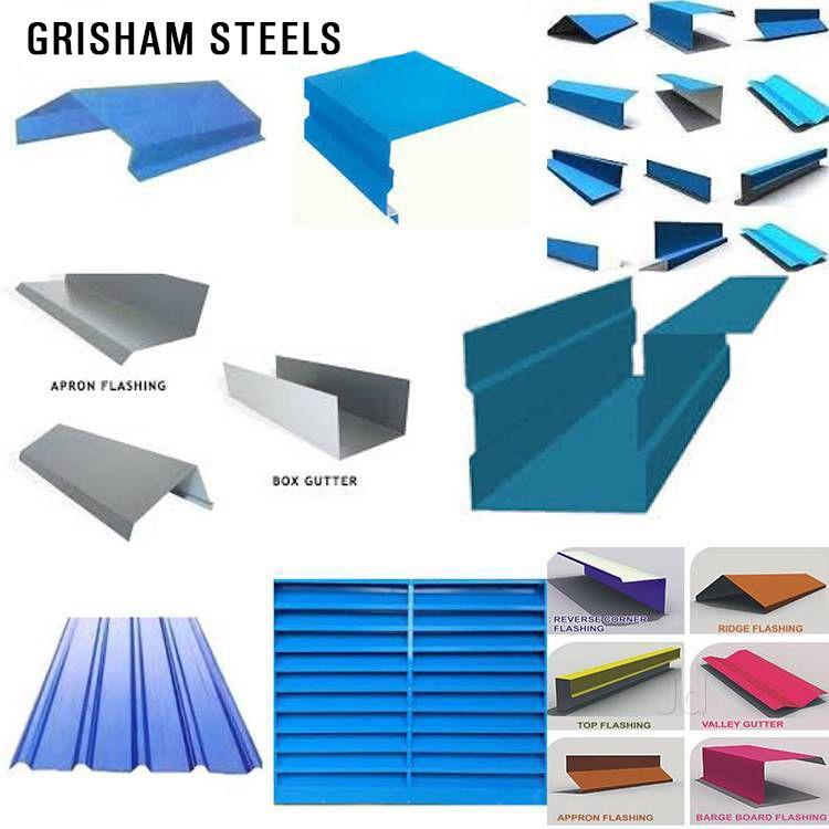 Manufacturers Of Cable Trays And Colour Roofing Sheet Accessories In Coimbatore In 2020 Roofing Sheets Roofing Steel