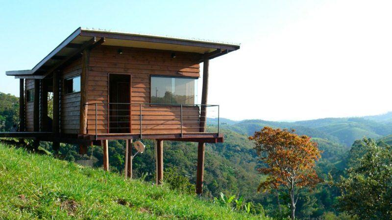 Build wooden bungalow Bungalow, Build your house