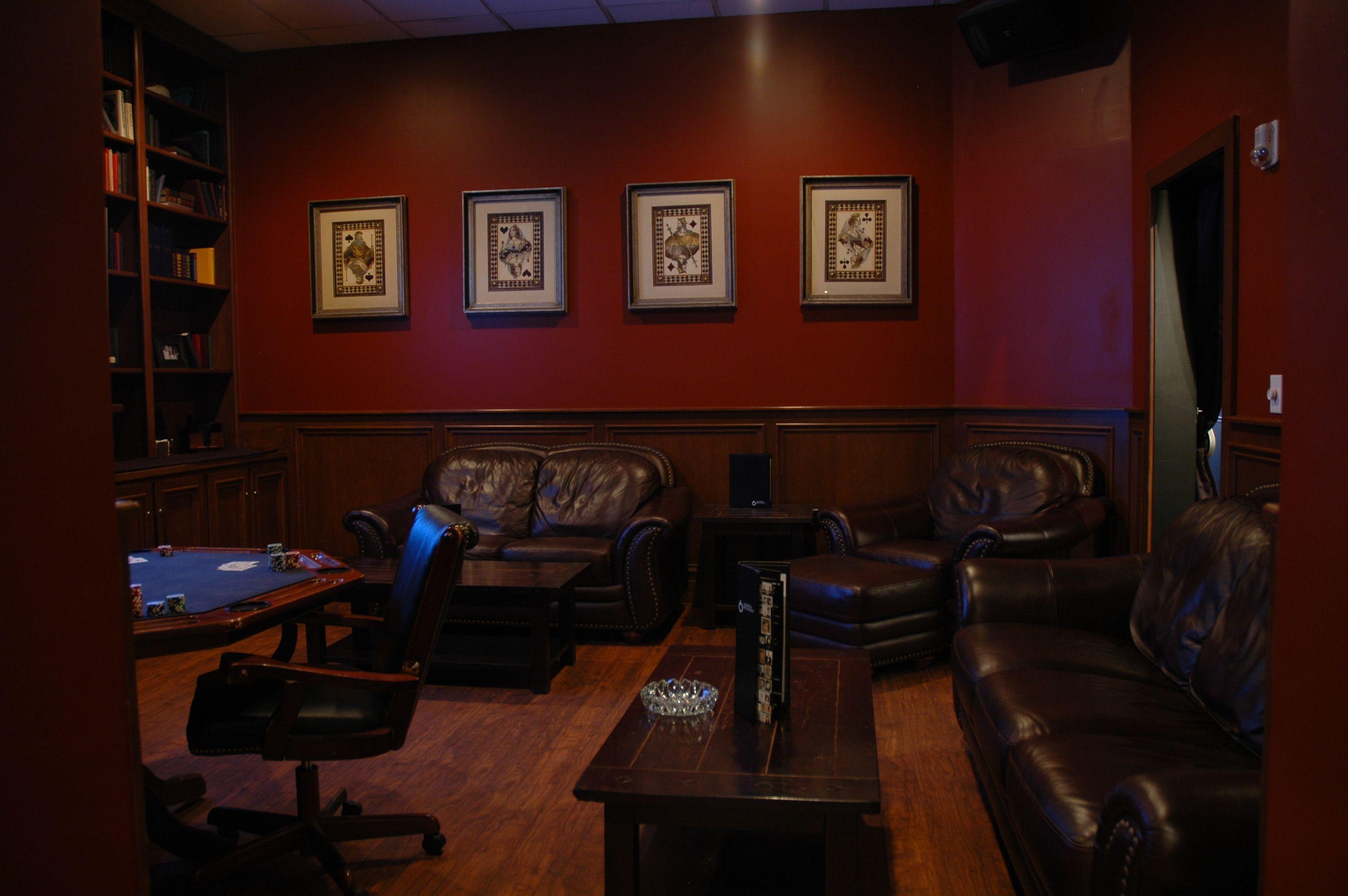 Poker Rooms Poker Room Home Decor Little House Poker Room