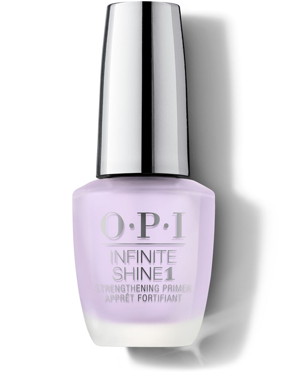 Nail strengthening treatment that works like a base coat, helping to ...