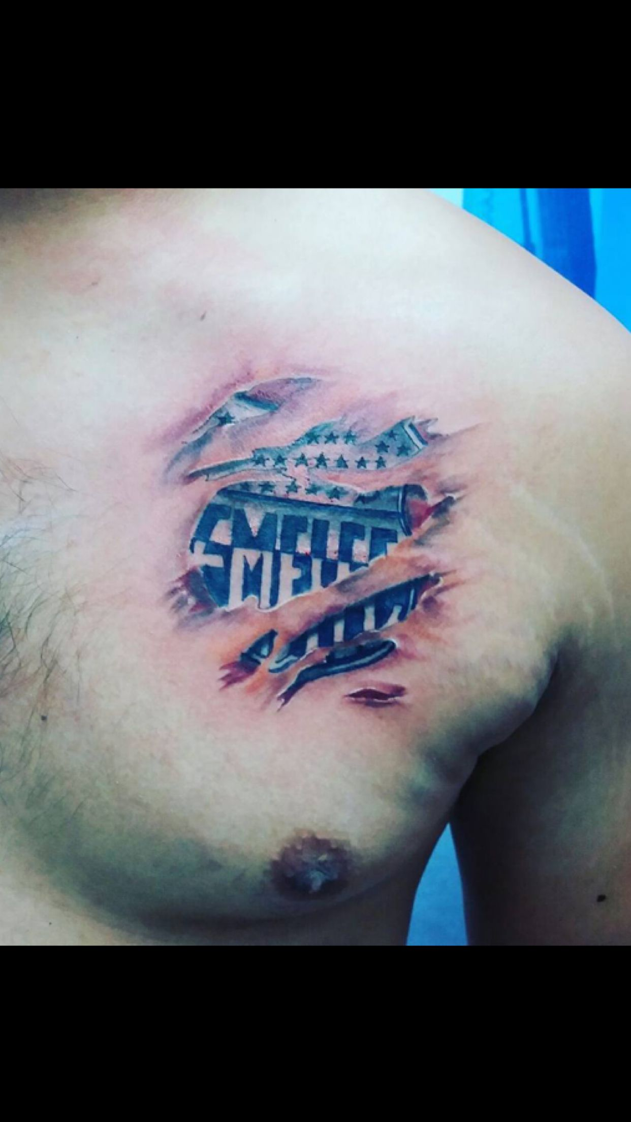 Emelec Tattoo