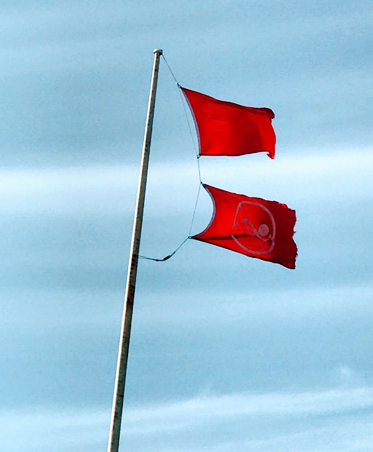 Beach Essentials Know What A Double Red Beach Flag Means Beach Safety South Walton Beach Beach Essentials