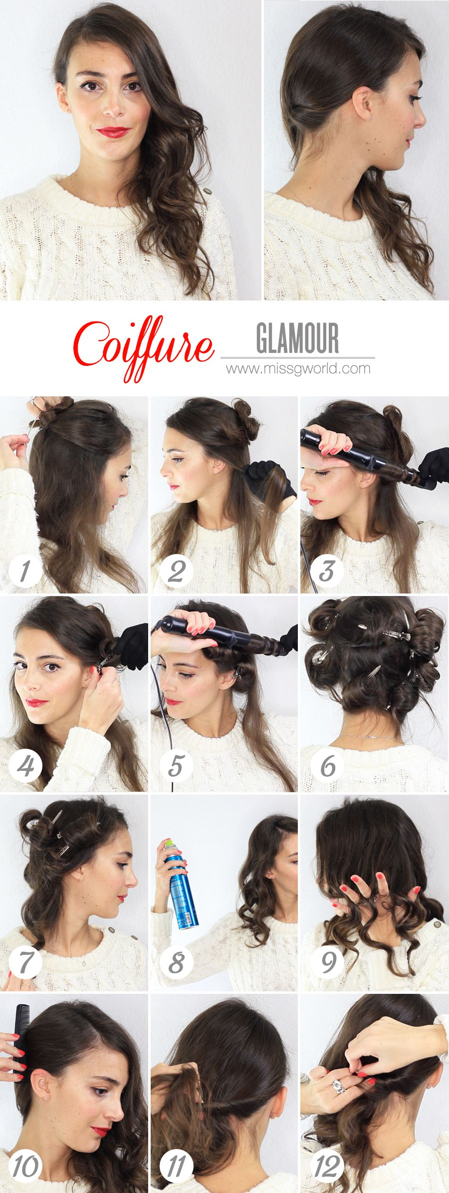 1000 Images About Coiffure Mariage On Pinterest Google Flowers