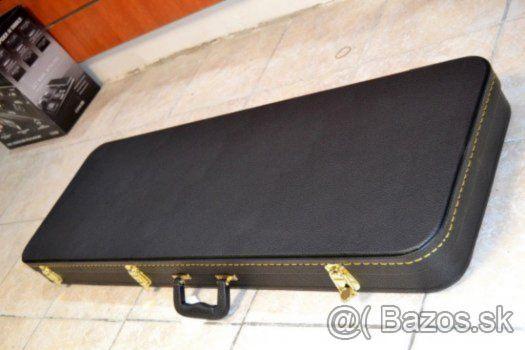 b85d634faf240 Kufor na gitaru , súčasťou doklad a 2x klúč, 2 roky záruka - Stropkov,