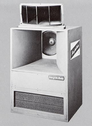 the legendary altec a7 voice of the theater loudspeaker
