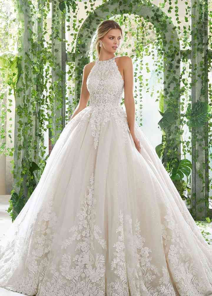 Wedding Dress out of Morilee by Madeline Gardner  - Primavera