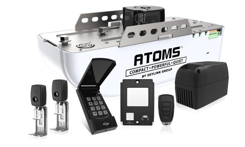 Skylink's ATOMS Garage Door Opener boasts IFTTT