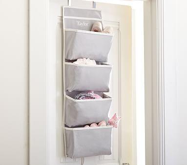 Harper Over The Door Storage With Images Door Storage Kids Storage Baskets Kids Bedroom Organization