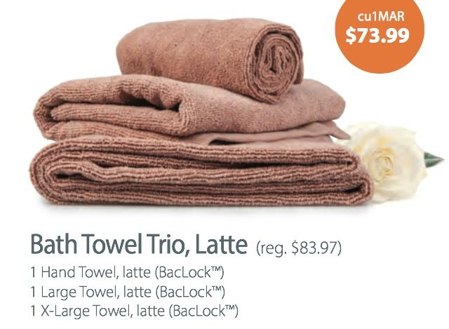 Norwex Bath Towels Glamorous March Specials Bath Towel Trio  Save $998 Httpwwwnorwex 2018