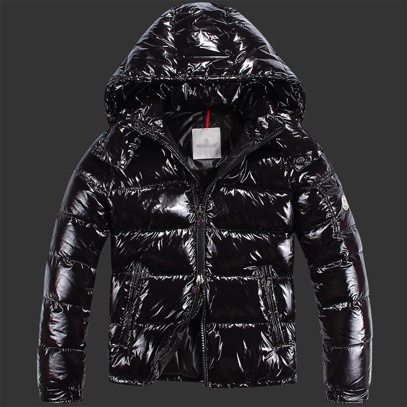 "Moncler ""Maya"" men's shiny down jacket. Shiny jacket"