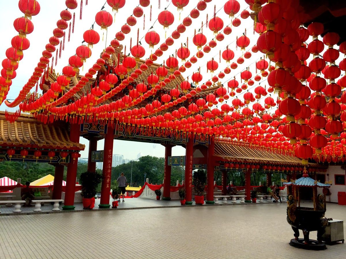 Chinese New Year in Kuala Lumpur, Malaysia Kuala lumpur