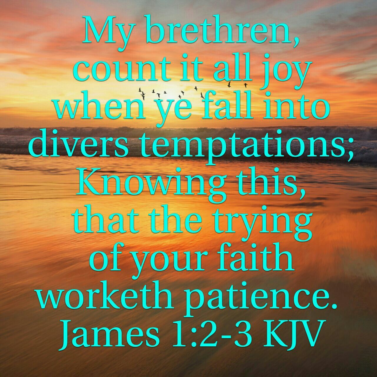 James 1 2 3 Kjv With Images Bible Quotes Kjv Bible Quotes Kjv