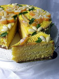 torta, pinjur, pjat...: Bilježnica iz tisuću devetsto i neke davne godine… ili Bakina torta od naranče i badema