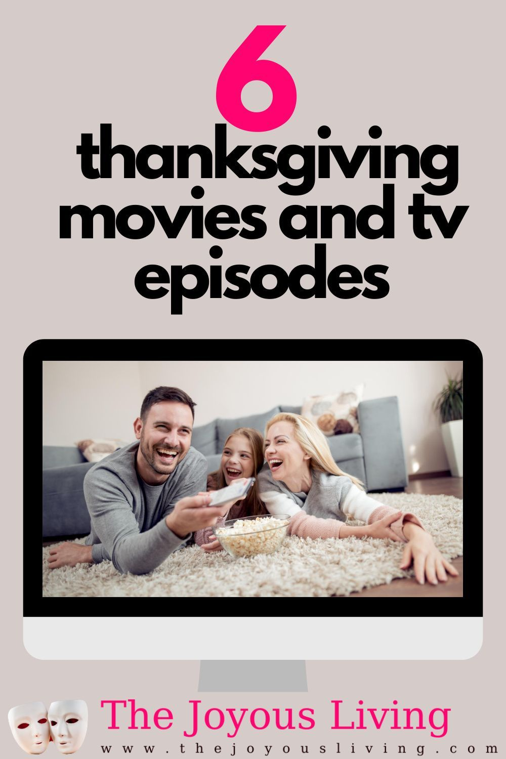 Movies To Watch 6 Fun Thanksgiving Movies And Tv Episodes To Enjoy With The Family In 2020 Tv Episodes Thanksgiving Movies For Kids Good Movies To Watch